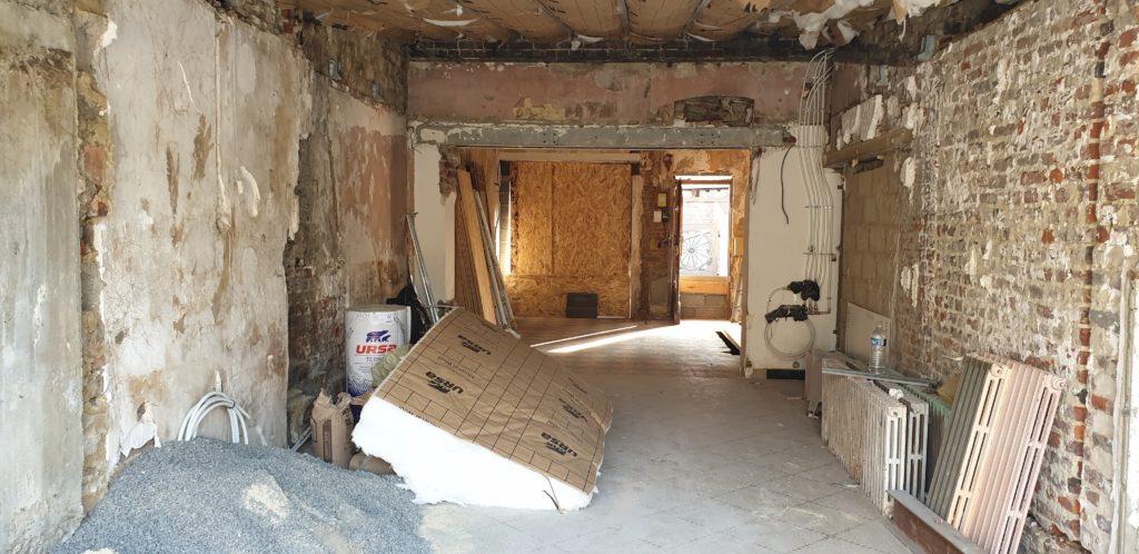 Construire -Bin'Home travaux